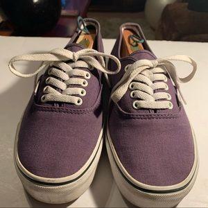 Vans Men's Fig Authentic Classic Sneakers